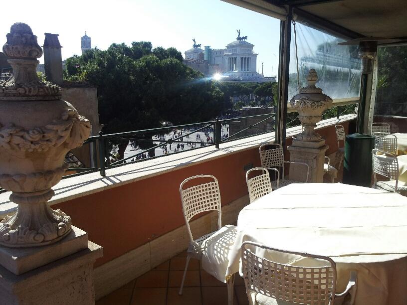 Terrazza Panoramica per feste Roma | Capodanno Roma con vista panoramica